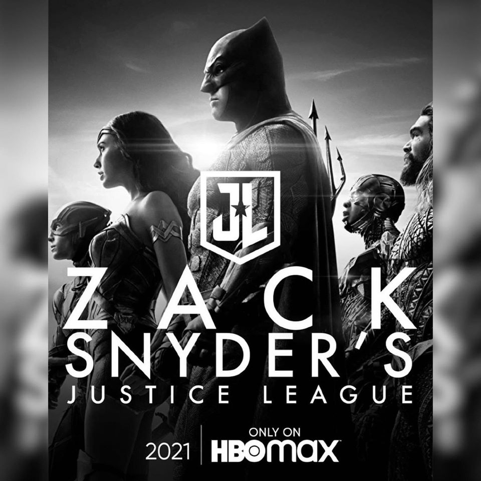 Justice League Snyder Cut Is Real, Here's When It Will Be Released