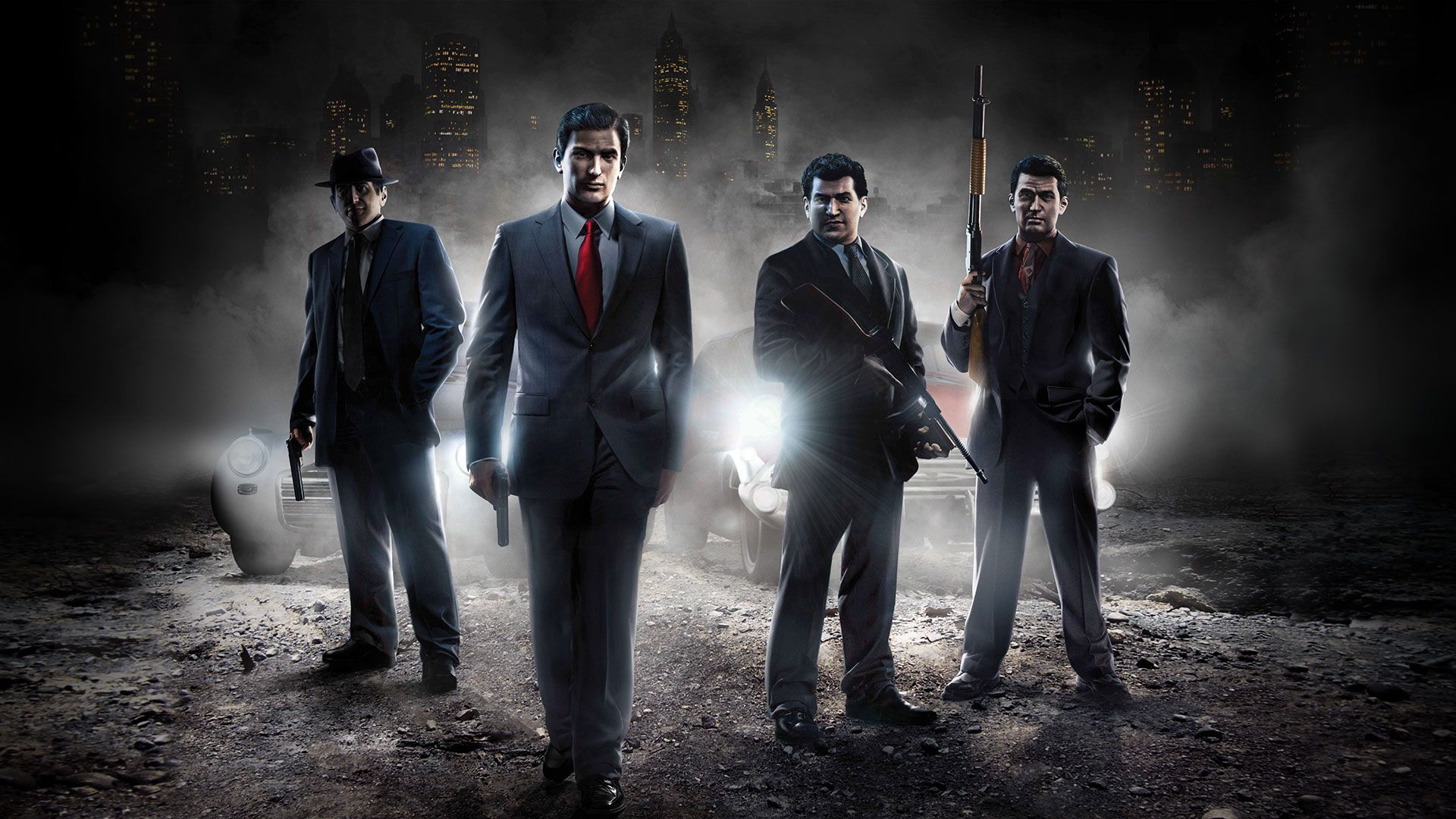 Mafia 2 Rated For PS4, Xbox One, and Google Stadia
