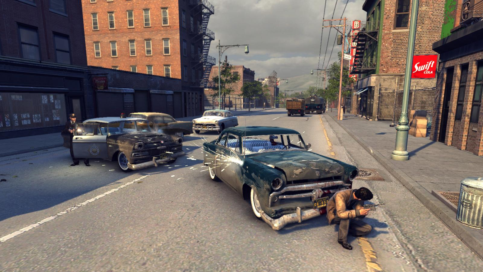 Mafia 2 Definitive Edition Appears To Suffer From Multiple Bugs, Doesn't Even Run At 60 FPS