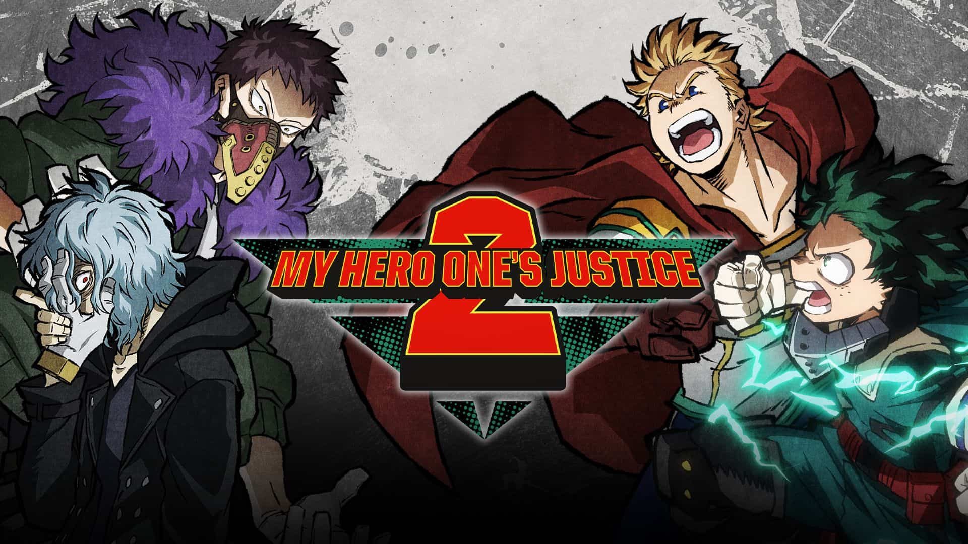 My Hero One's Justice 2 Review - Not a Solid Upgrade But Ultimately Decent