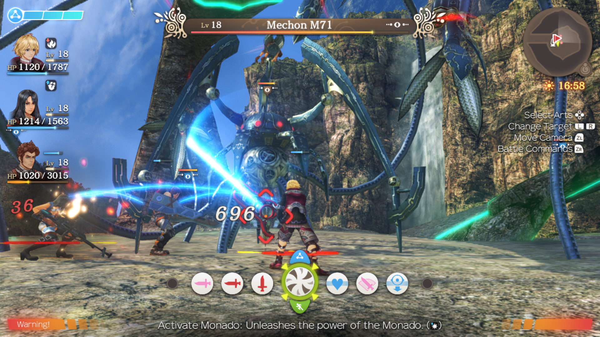 xenoblades chronicles: definitive edition review