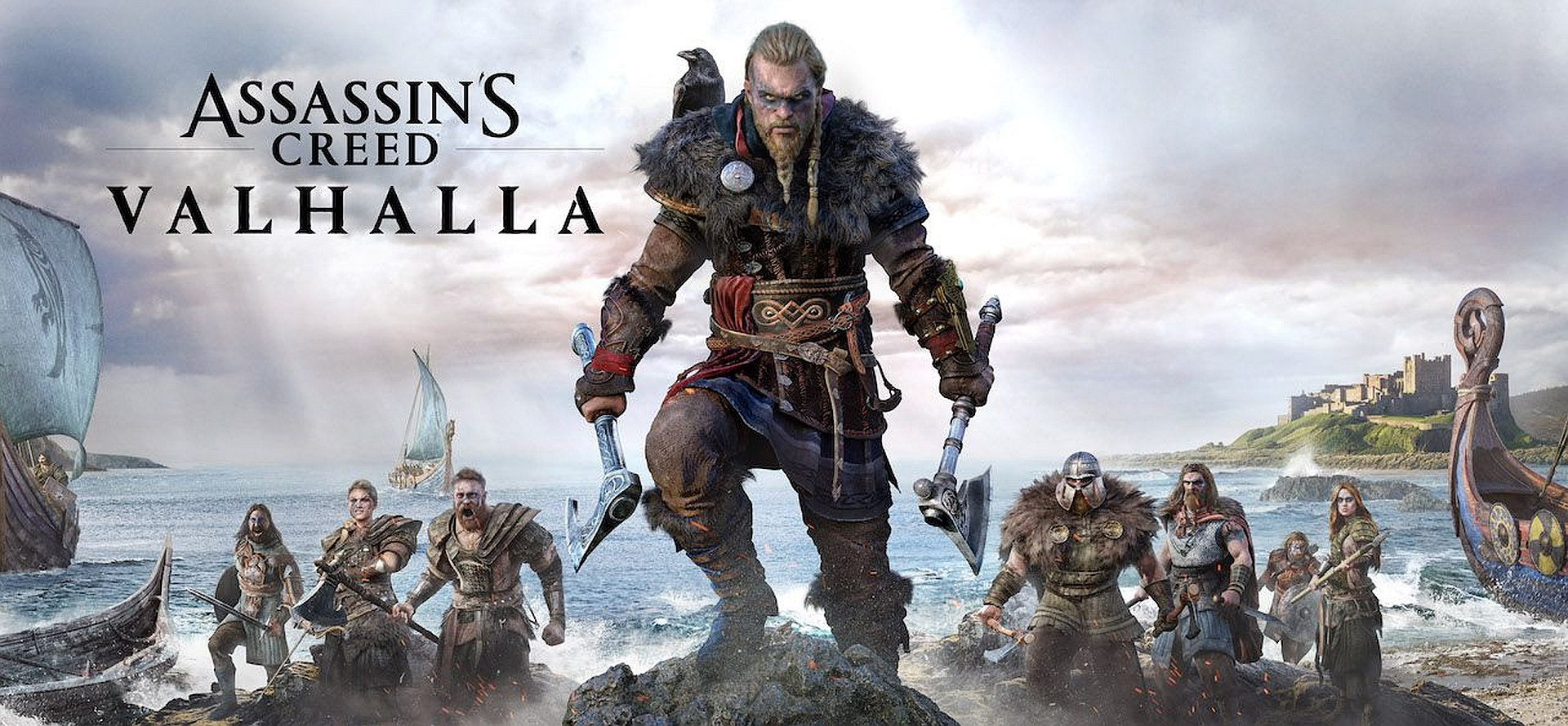 assassin's creed valhalla file size