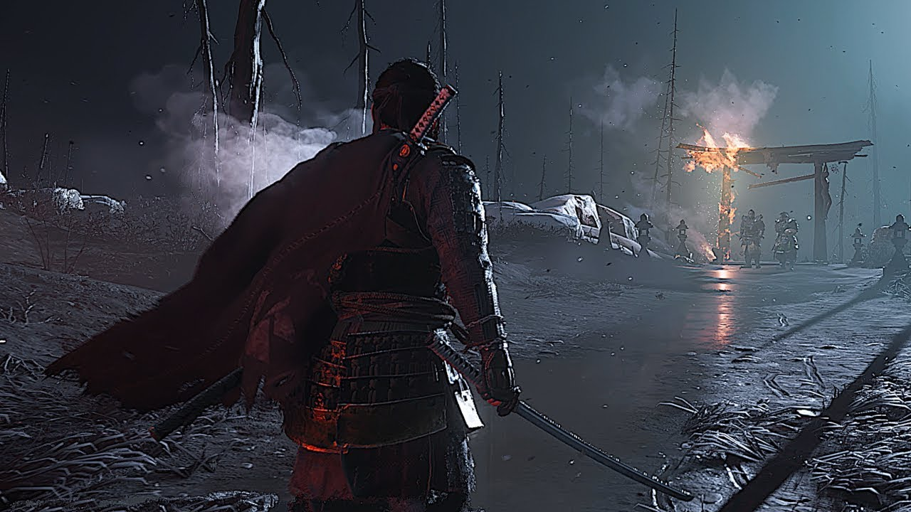 ghost of tsushima update 1.02 patch notes