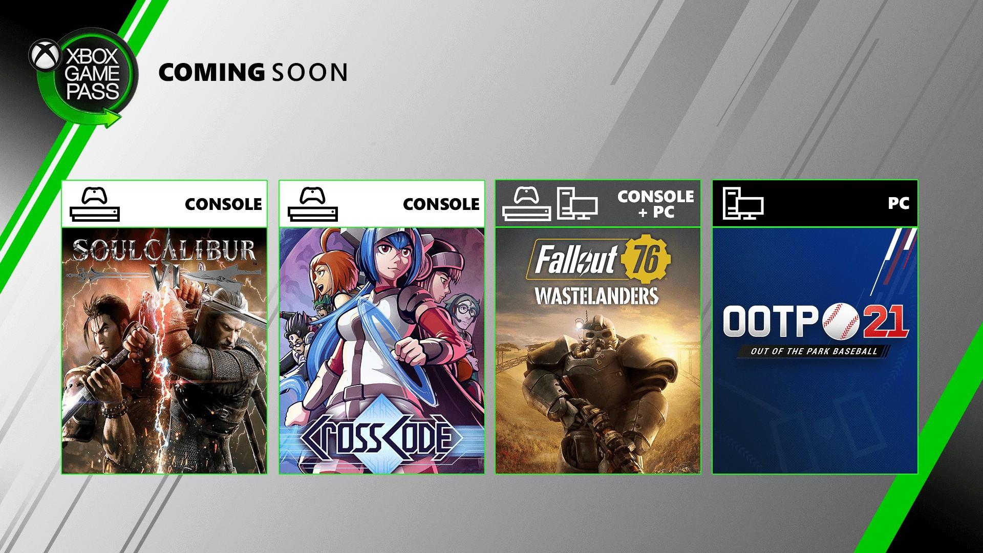 xbox game pass july update