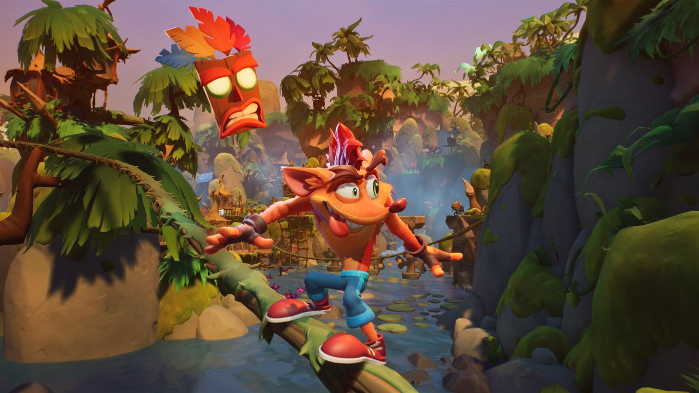 crash bandicoot 4 day one patch