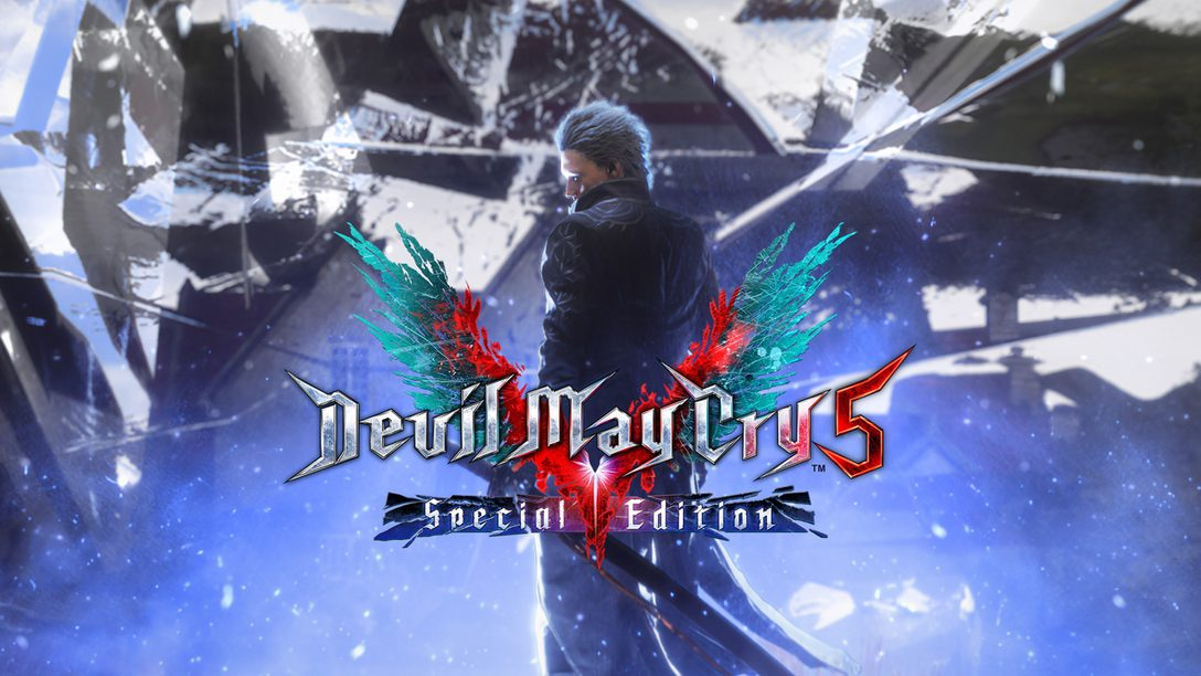 devil may cry 5 vergil dlc