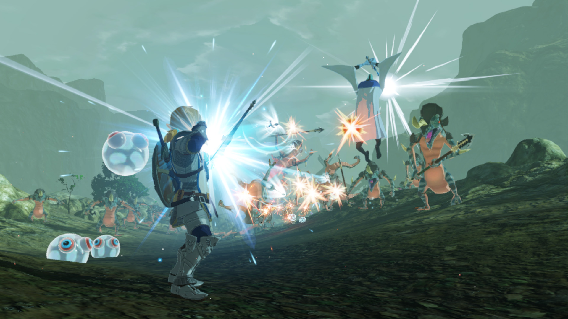 Breath Of The Wild Prequel Hyrule Warriors Age Of Calamity Gets Lovely Screenshots