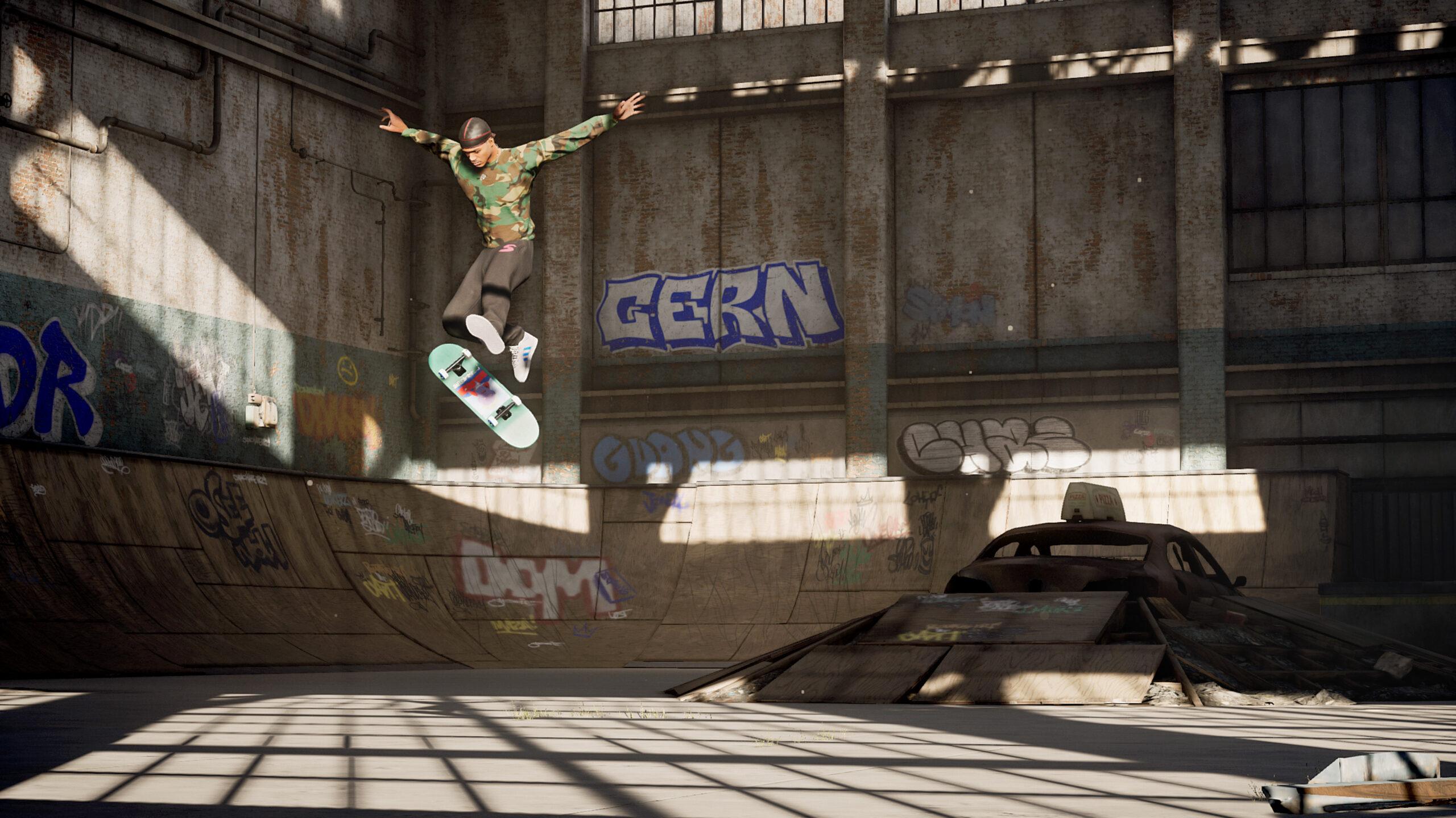 tony hawk's pro skater update 1.07