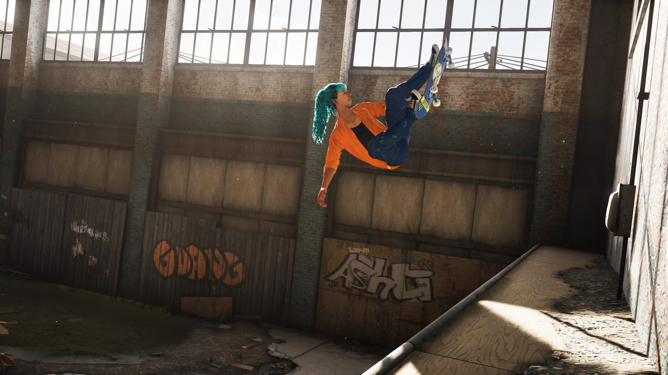 Tony Hawk's Pro Skater Update 1.07 Is Out, Here Are The Patch Notes