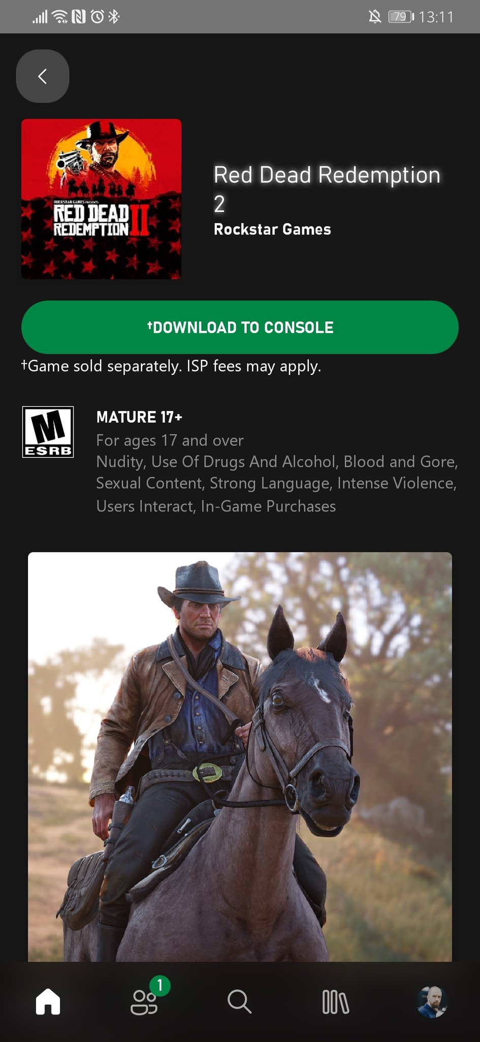 xbox one download games