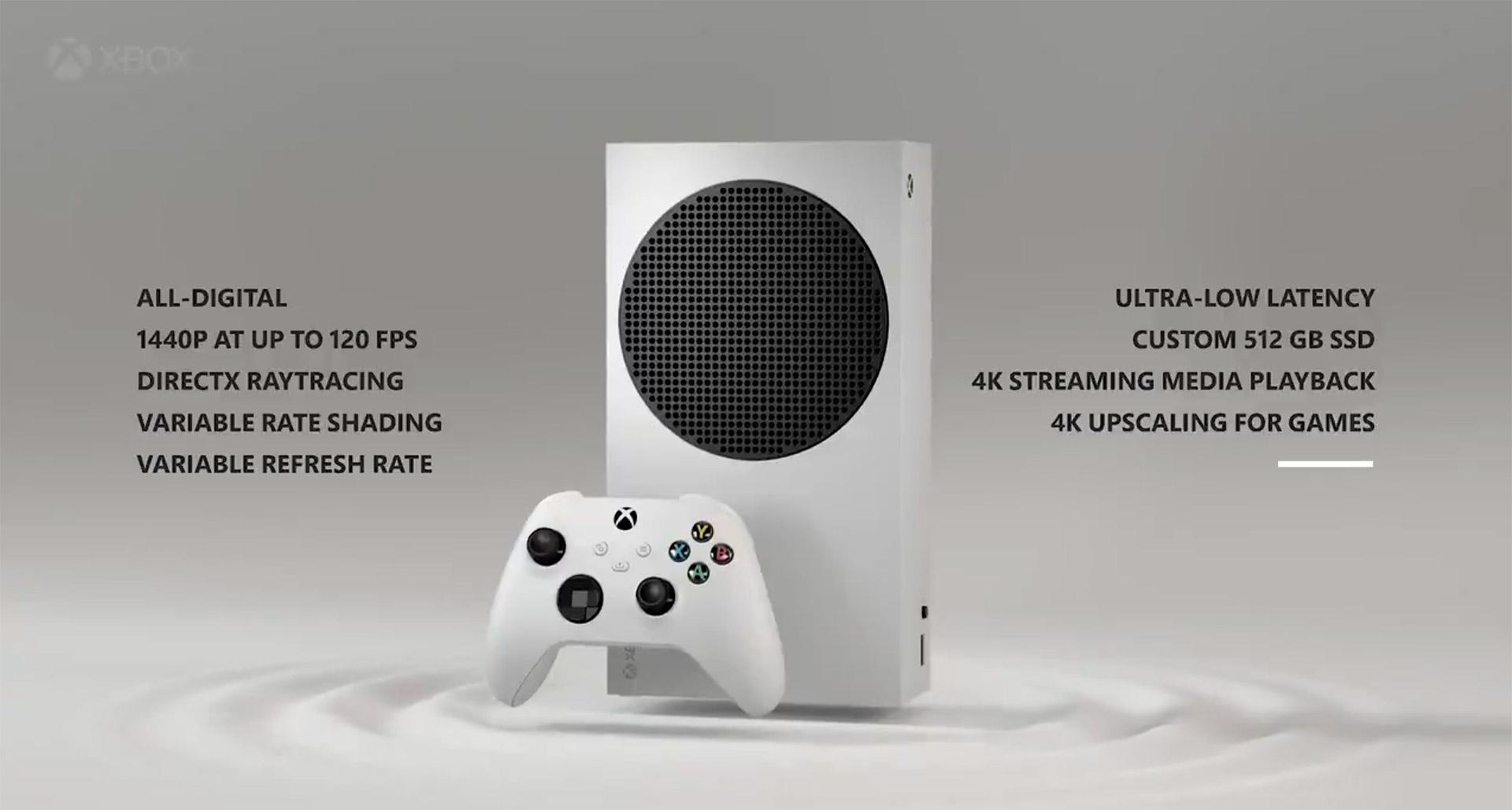 xbox series s details