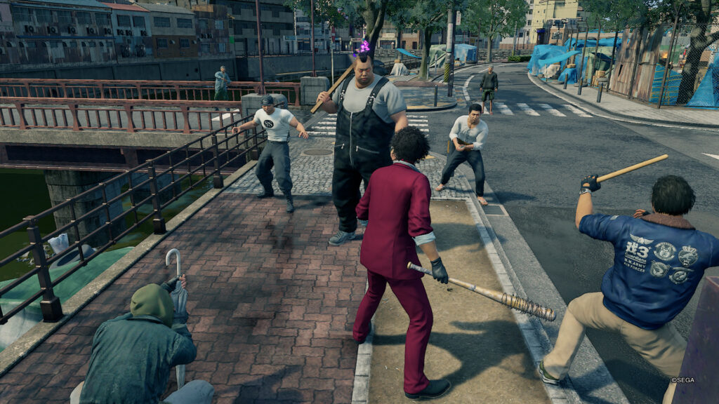 Yakuza Like A Dragon Gets First Gameplay Footage From Ps5