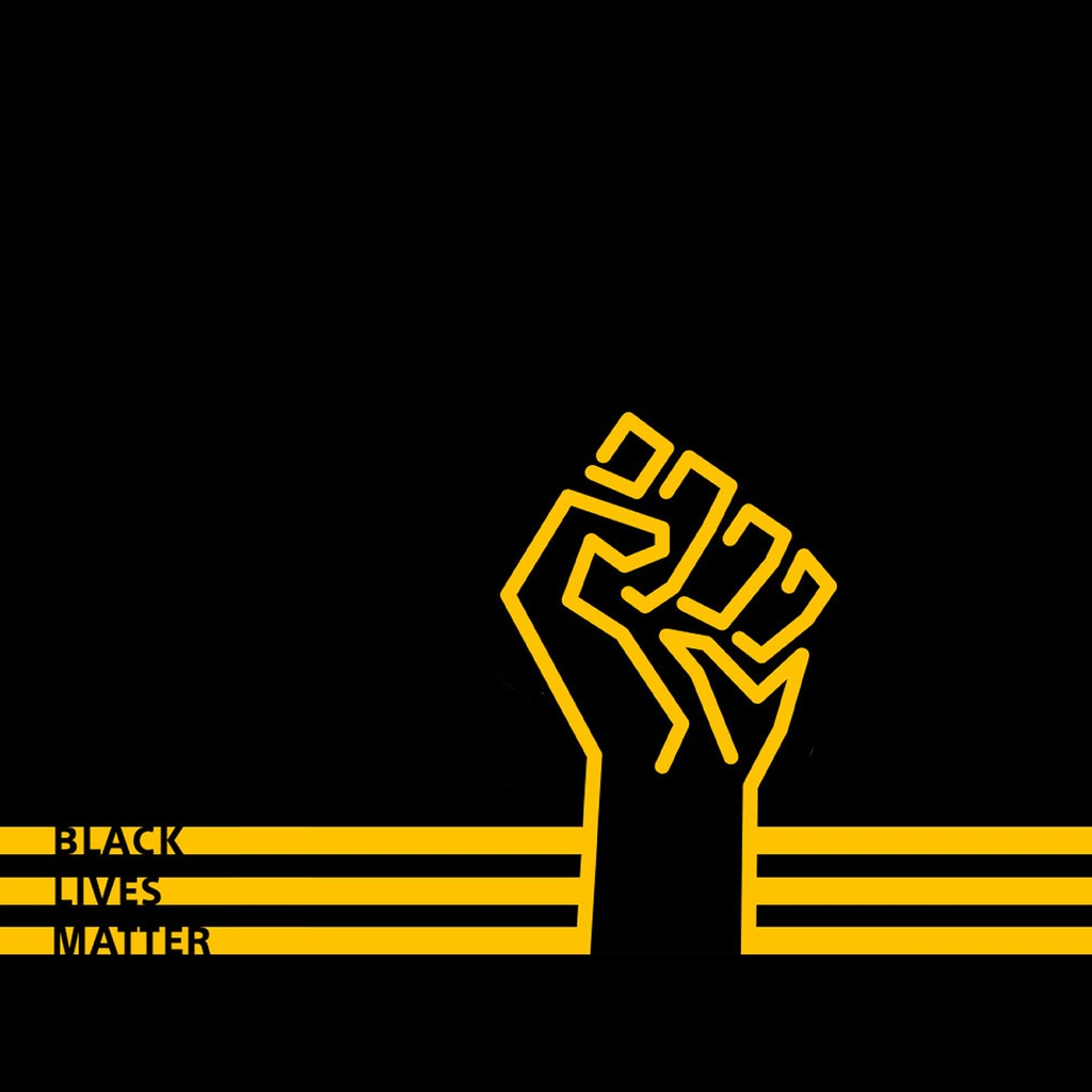 ps4 theme black lives matter