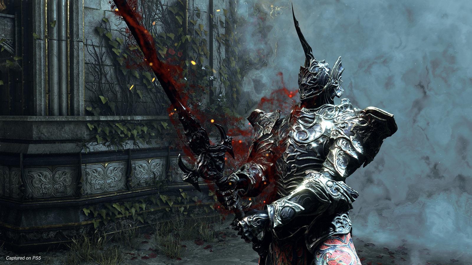 demon's souls ps5 remake screenshot