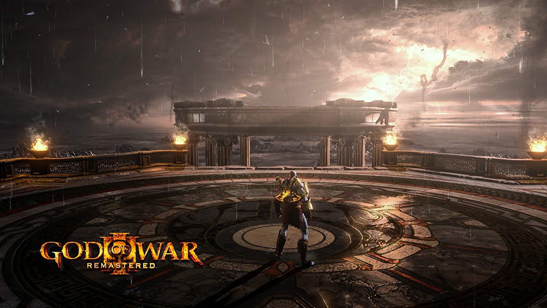 god of war update