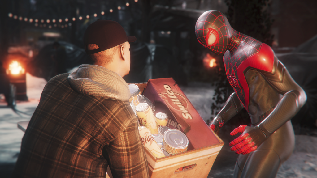 New Miles Morales Promotional Art Teases a Famous Spider-Man Villain