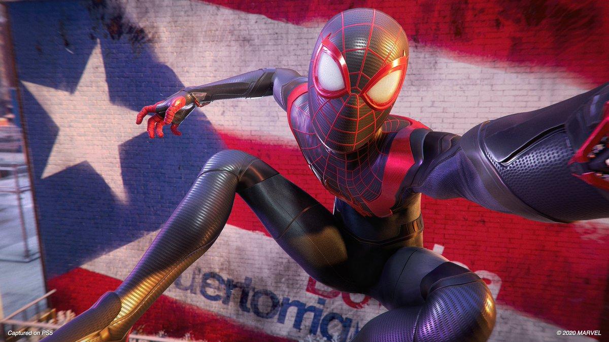 marvel's spider-man update 1.18