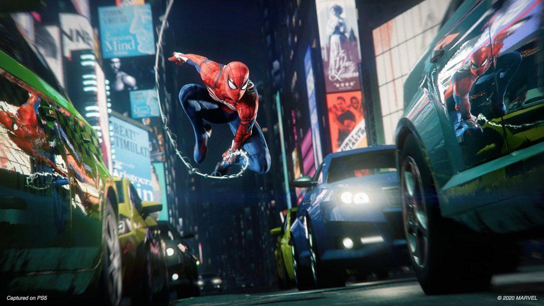 spider-man remastered update
