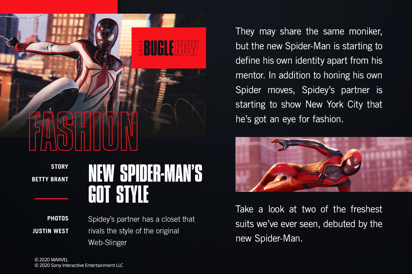 spider-man ps4 new suit