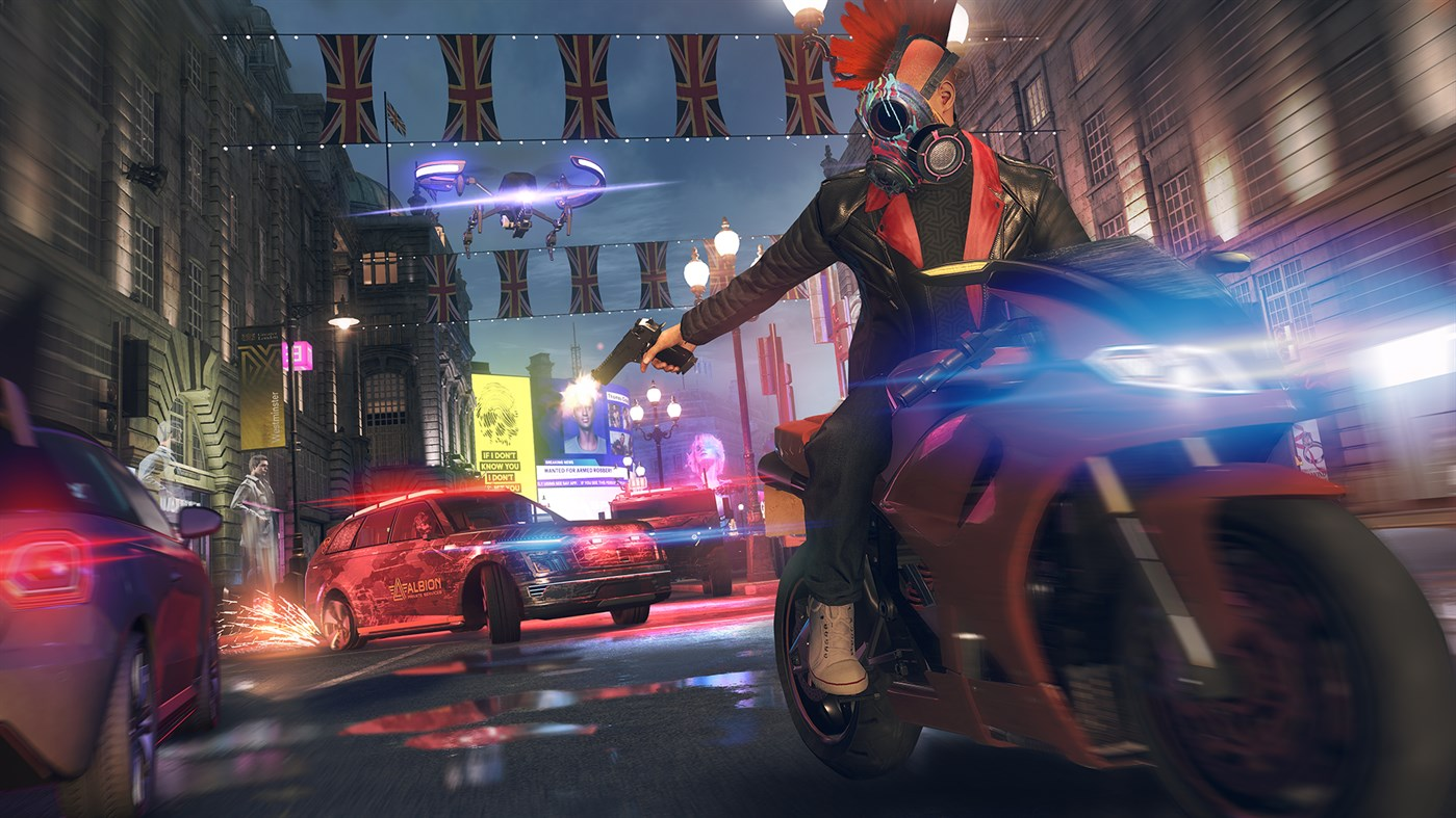 watch dogs legion ps5 resolution frame rate
