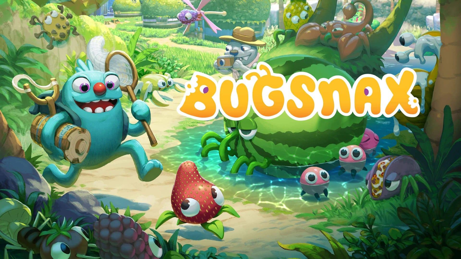 bugsnax update