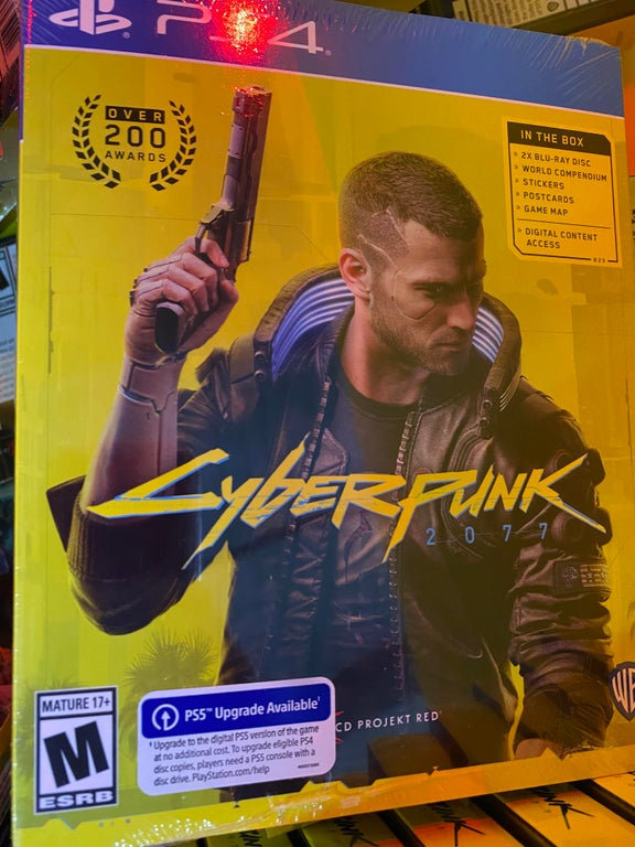 cyberpunk 2077 copy leaked