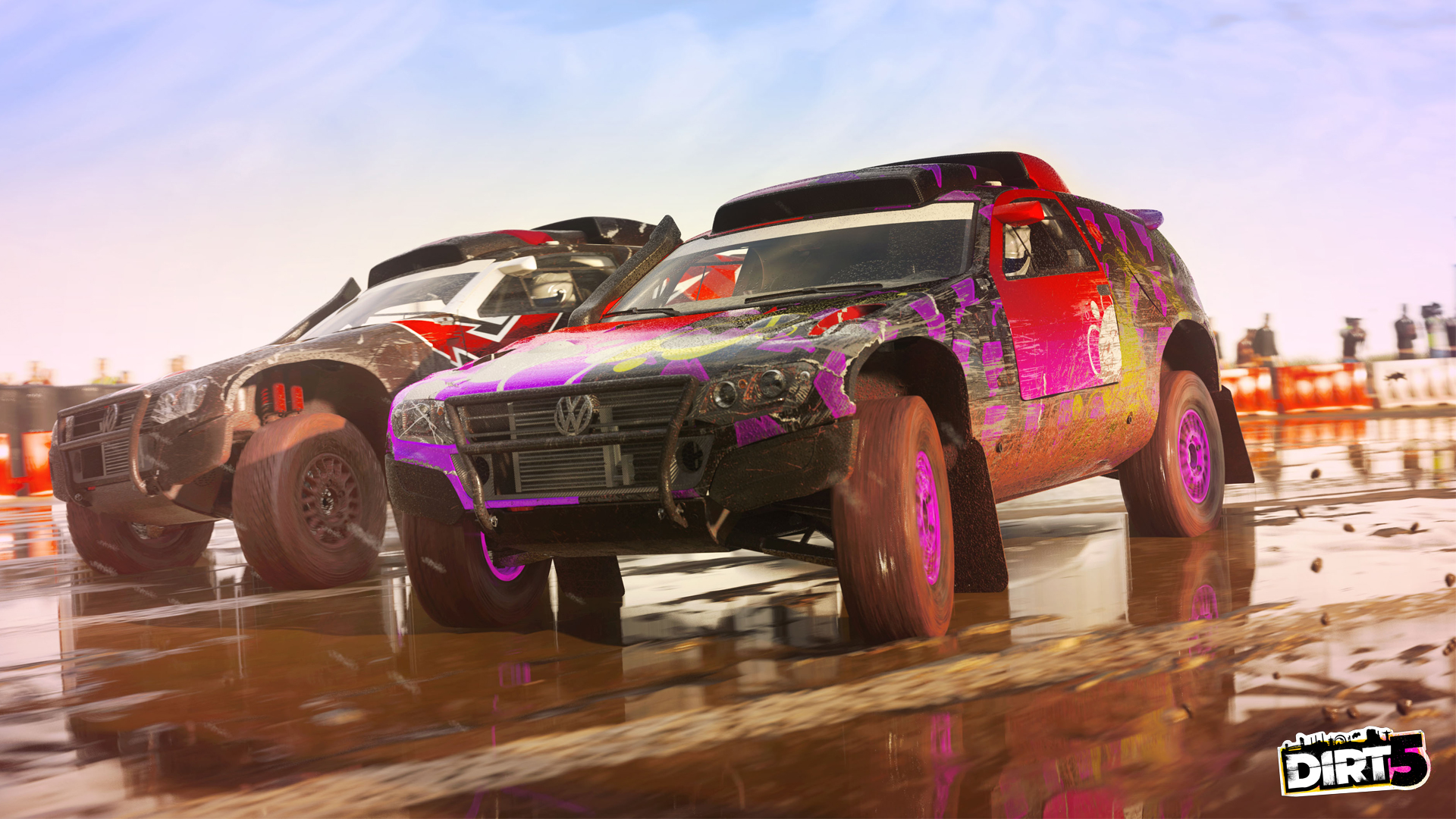 dirt 5 update