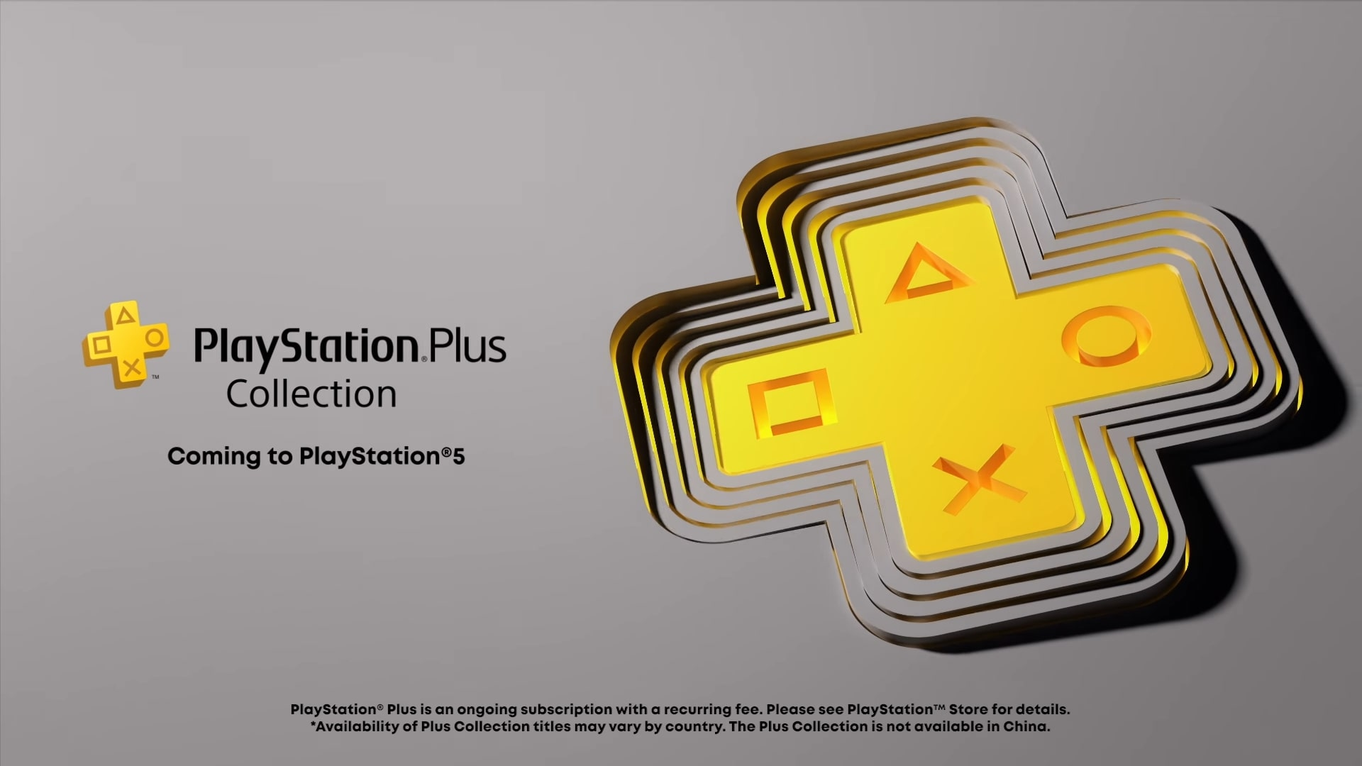 ps plus collection on ps4
