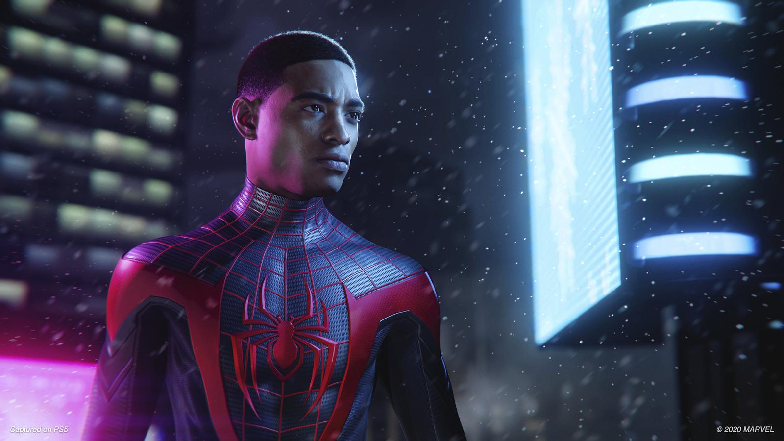 spider-man: miles morales update 1.05