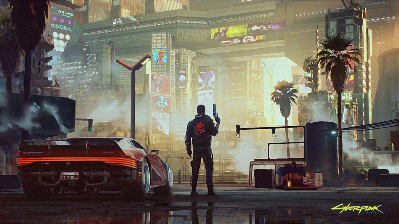 cyberpunk 2077 japan sales
