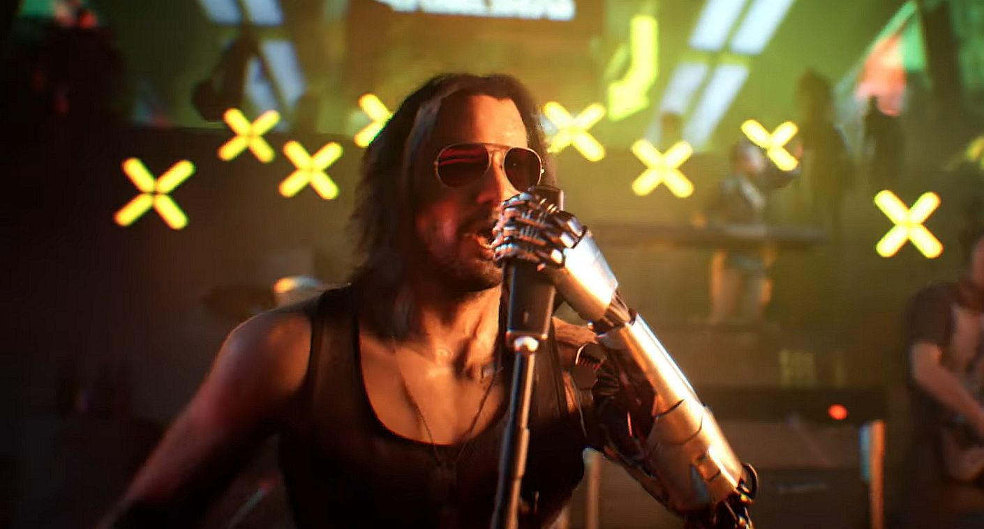 cyberpunk 2077 next-gen update