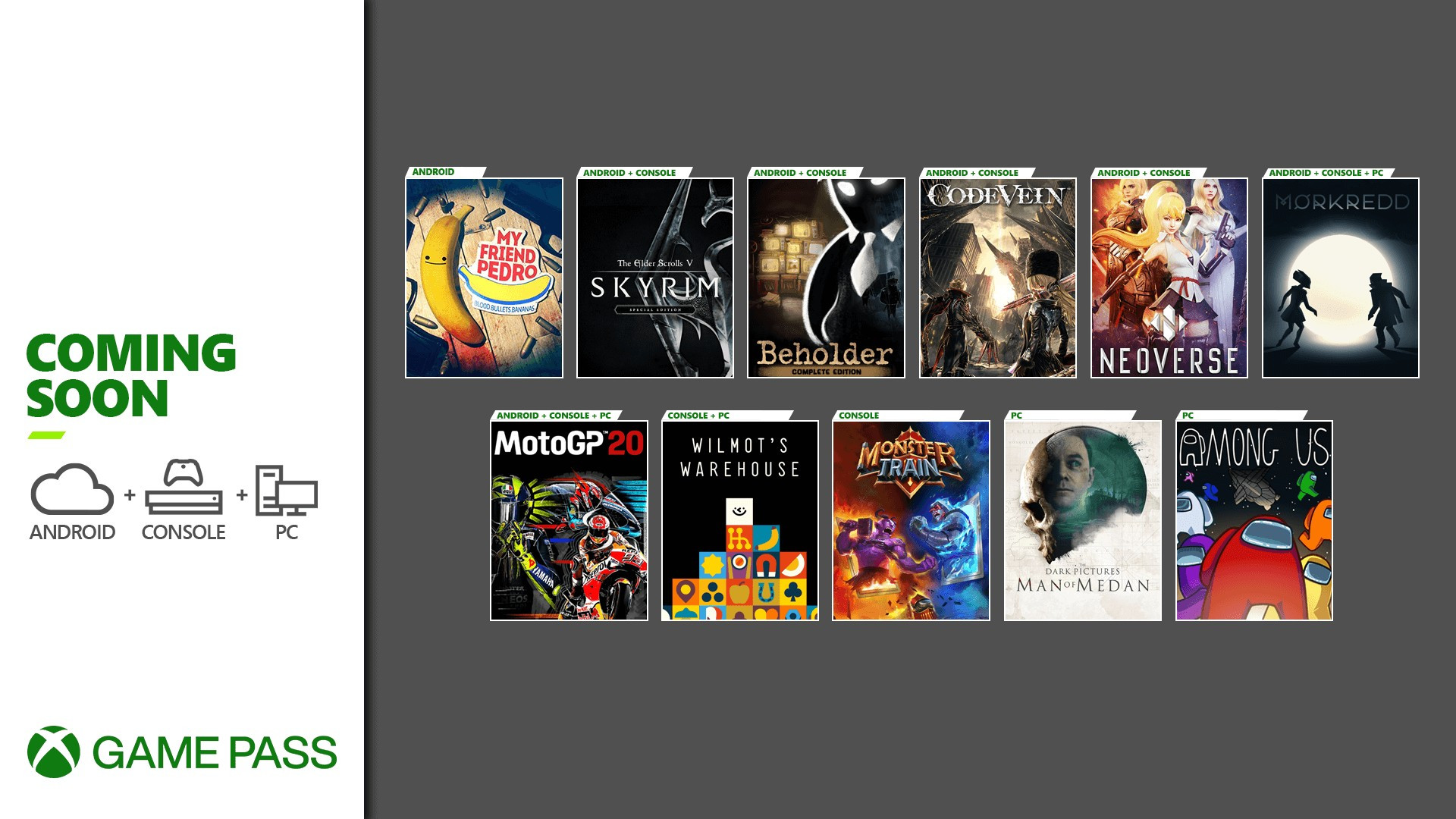 xbox game pass december update