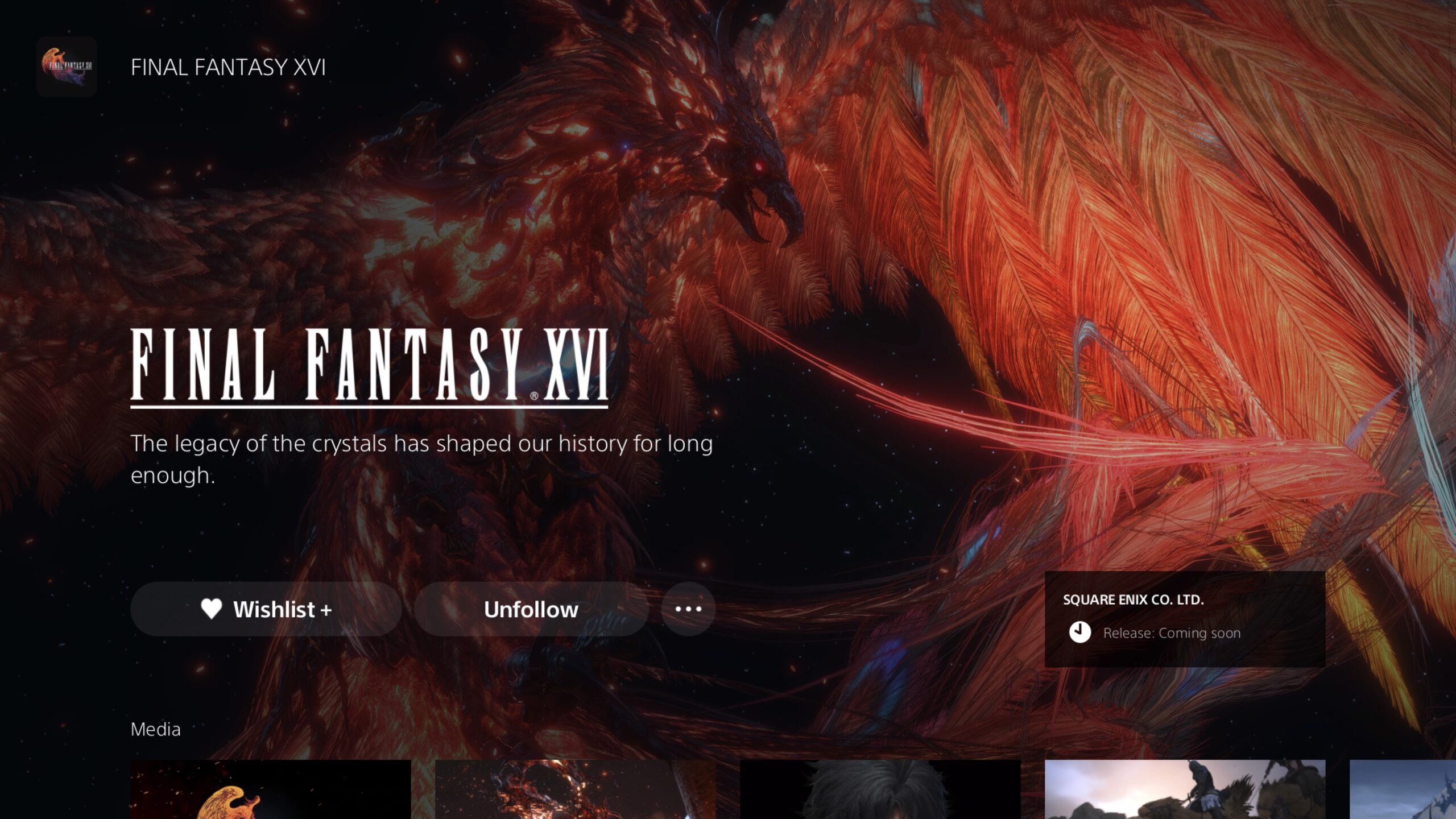 final fantasy xvi release date