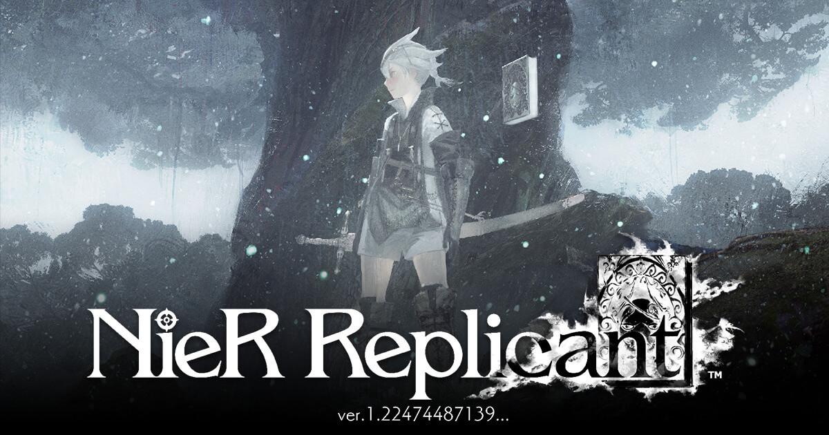 nier replicant resolution