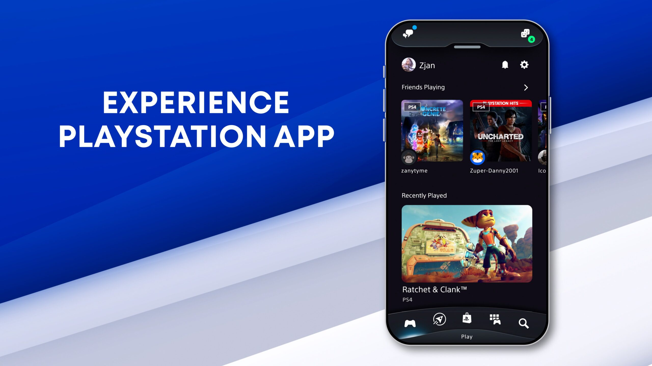 playstation app