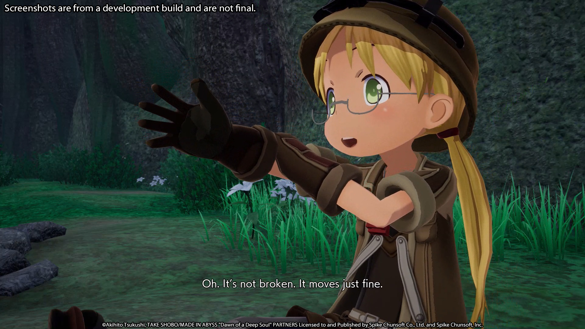 made in abyss video game